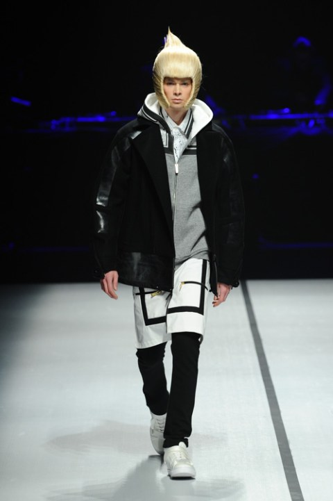 Image of Yoshio Kubo 2014 Fall/Winter Collection