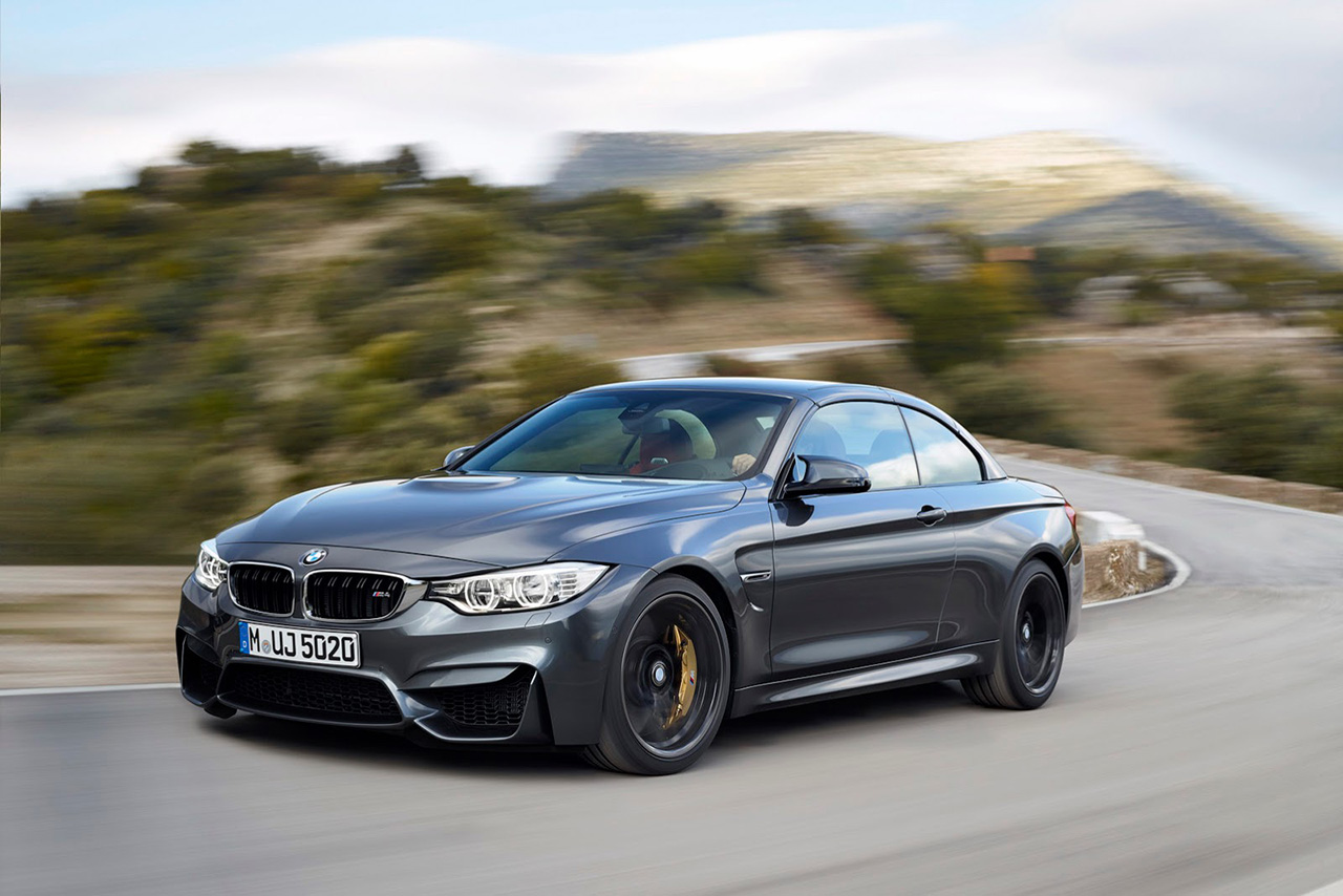 Image of 2015 BMW M4 Convertible