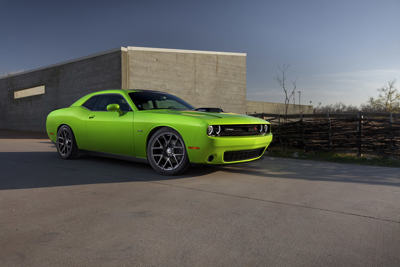 Image of 2015 Dodge Challenger R/T