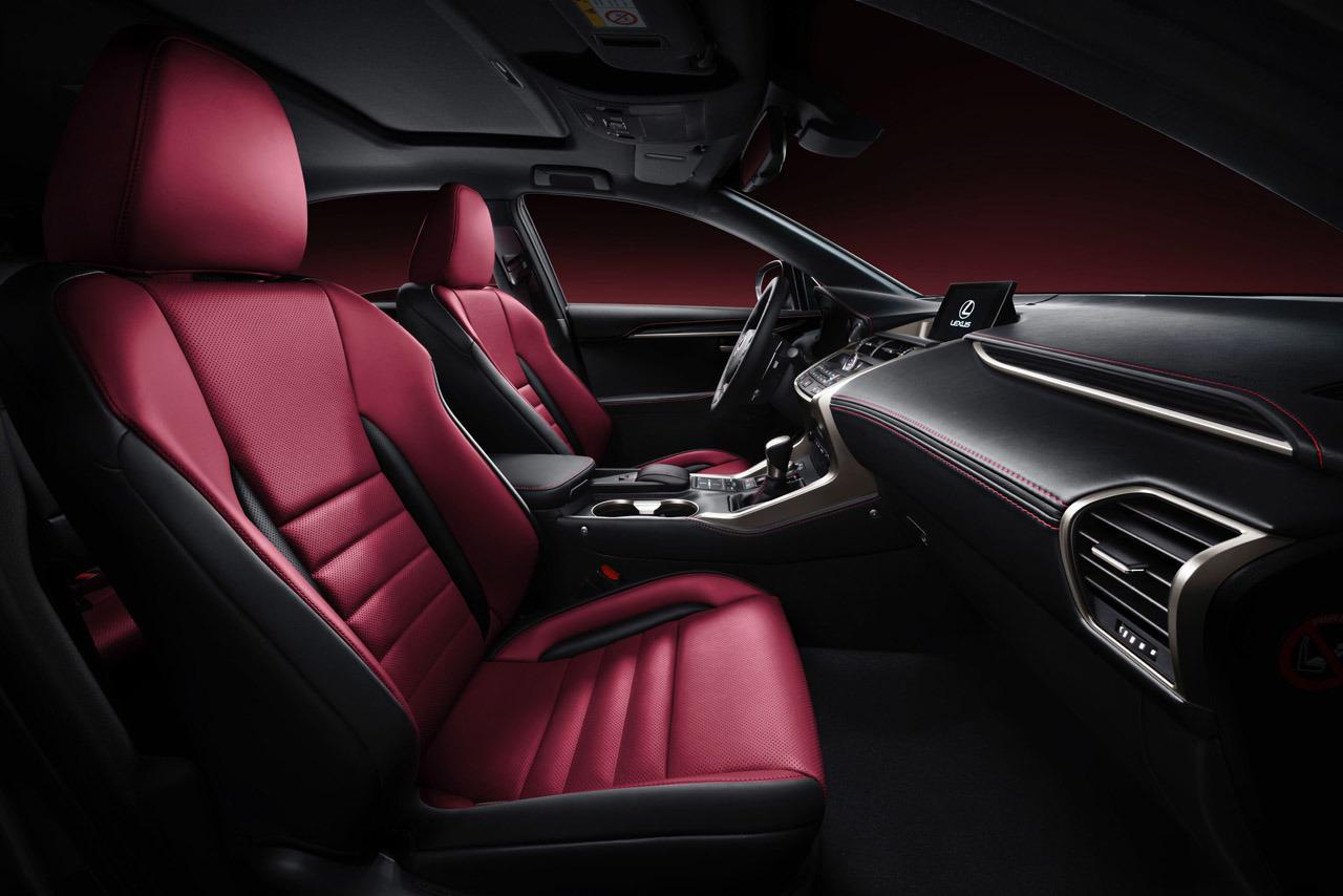 Image of 2015 Lexus NX