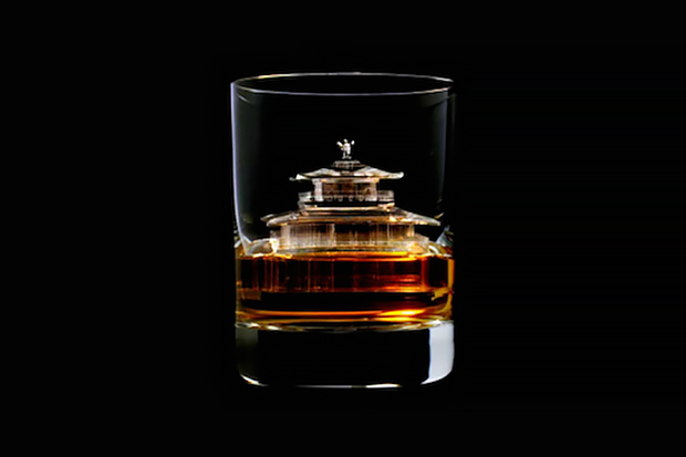 Image of 3D on the Rocks by TBWA\Hakuhodo for Suntory Whisky