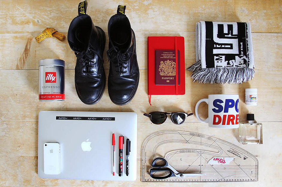Image of Essentials: Aaron Tubb