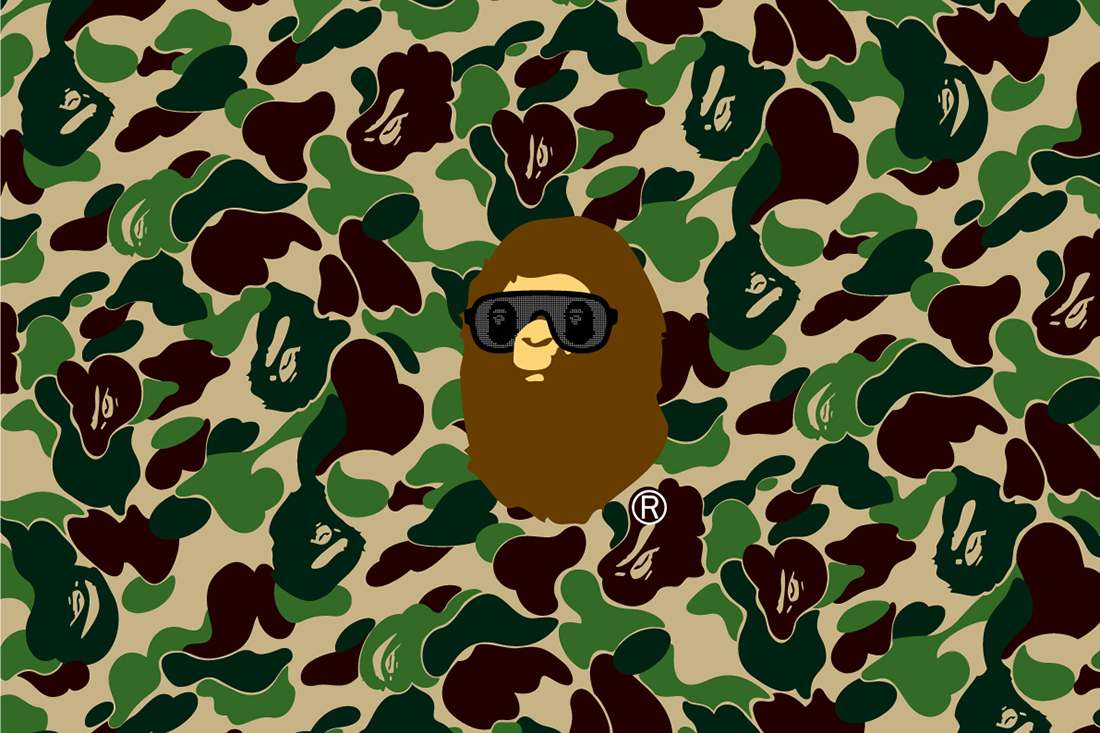 Image of A Bathing Ape Unveils Its First Eyewear Line