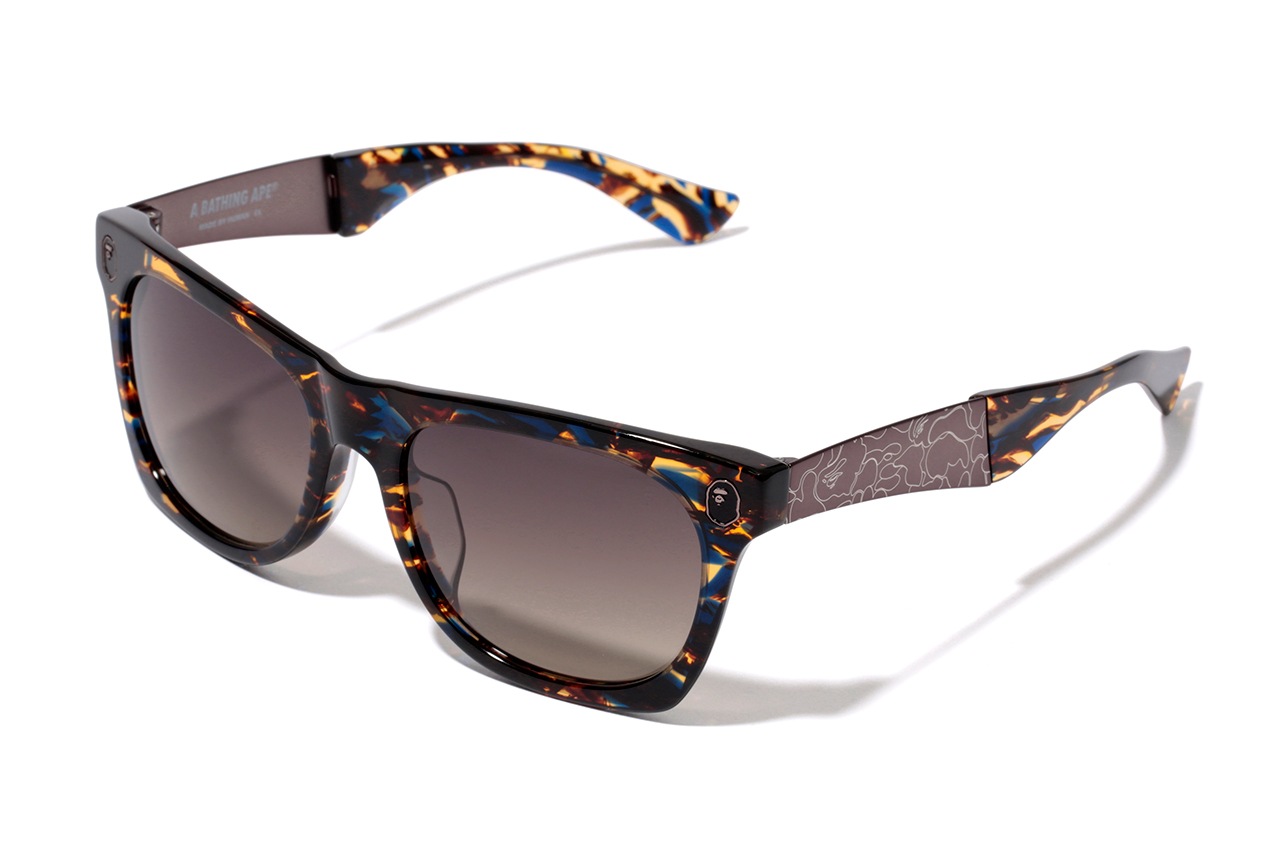 Image of A Bathing Ape Eyewear Collection