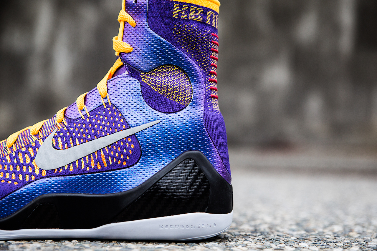 Image of A Closer Look at the Nike Kobe 9 Elite Team