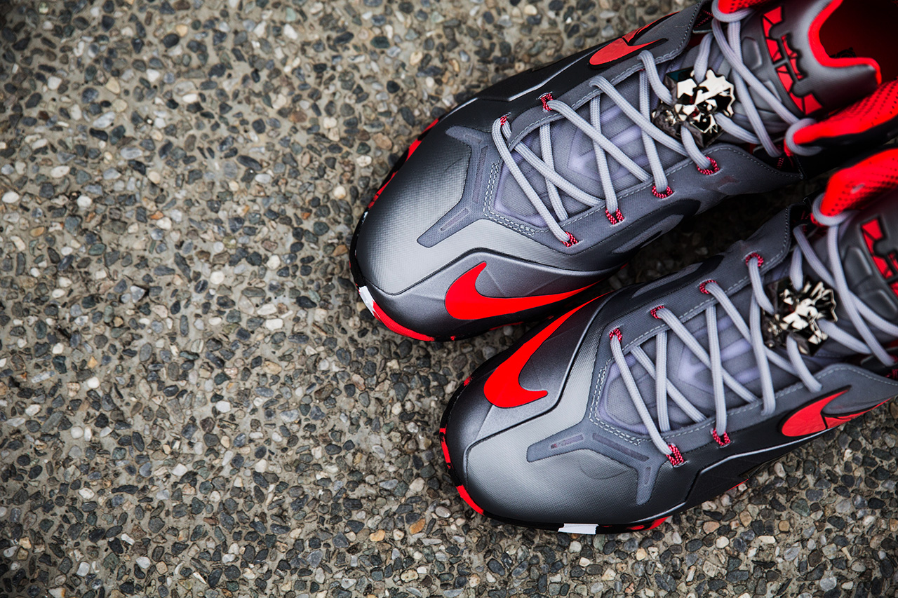 Image of A Closer Look at the Nike LeBron 11 Elite Team