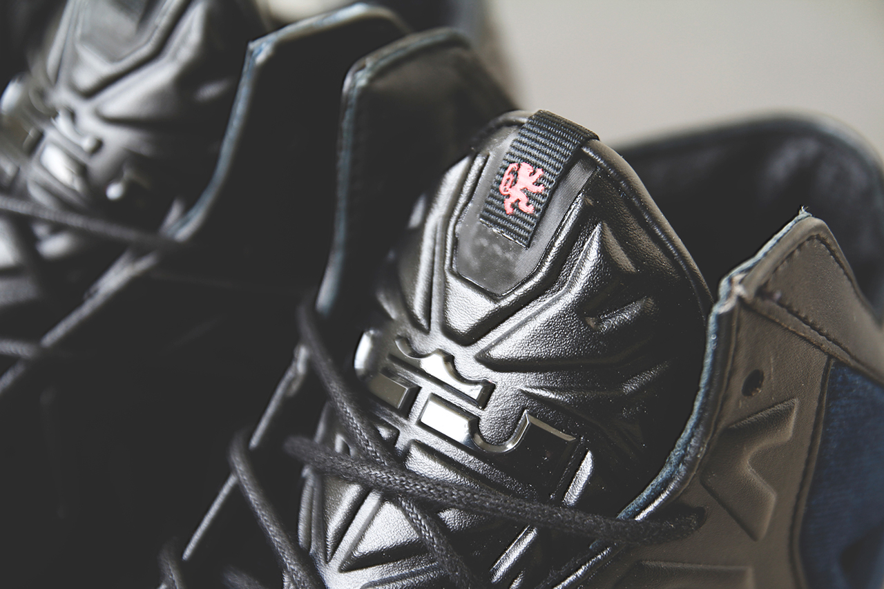 "Image of A Closer Look at the Nike LeBron 11 EXT ""Denim"""