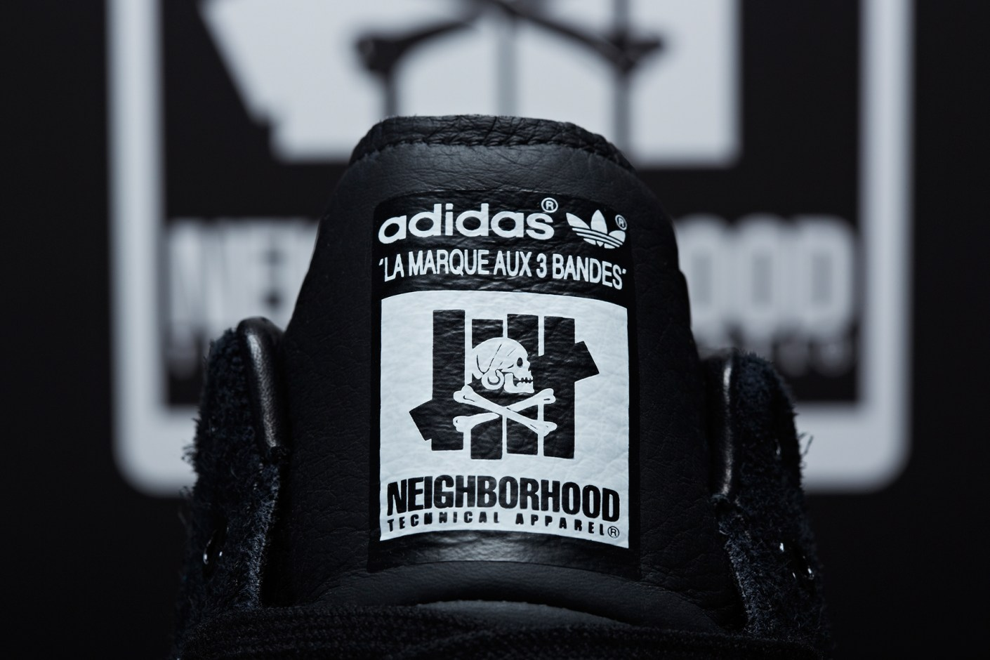 Image of A Closer Look at the Undefeated x NEIGHBORHOOD x adidas Consortium 2014 Spring/Summer Collection