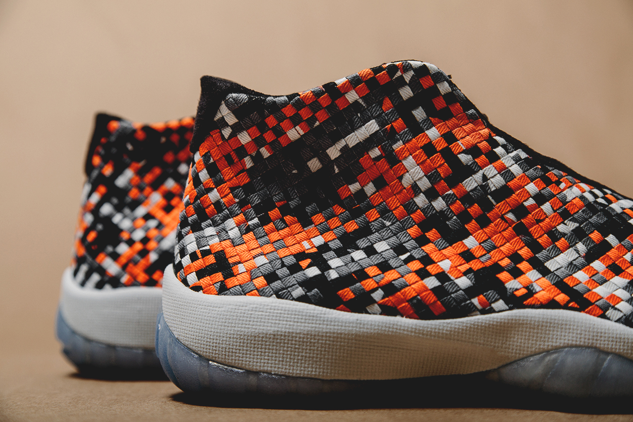 "Image of A Closer Look at the Air Jordan Future ""Multi-Color"""