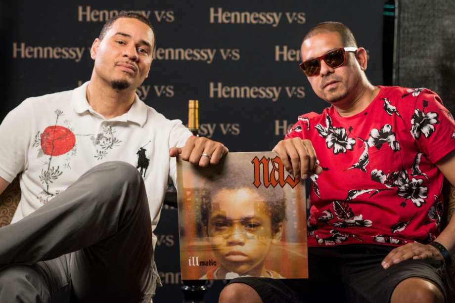 Image of A Conversation with the Producers of Nas' 'Time is Illmatic' Documentary