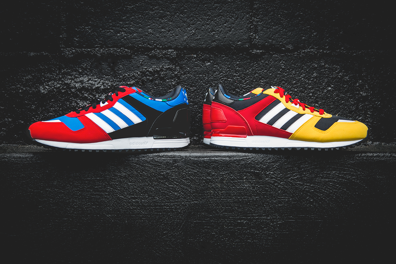 Image of adidas Originals 2014 Spring ZX 700