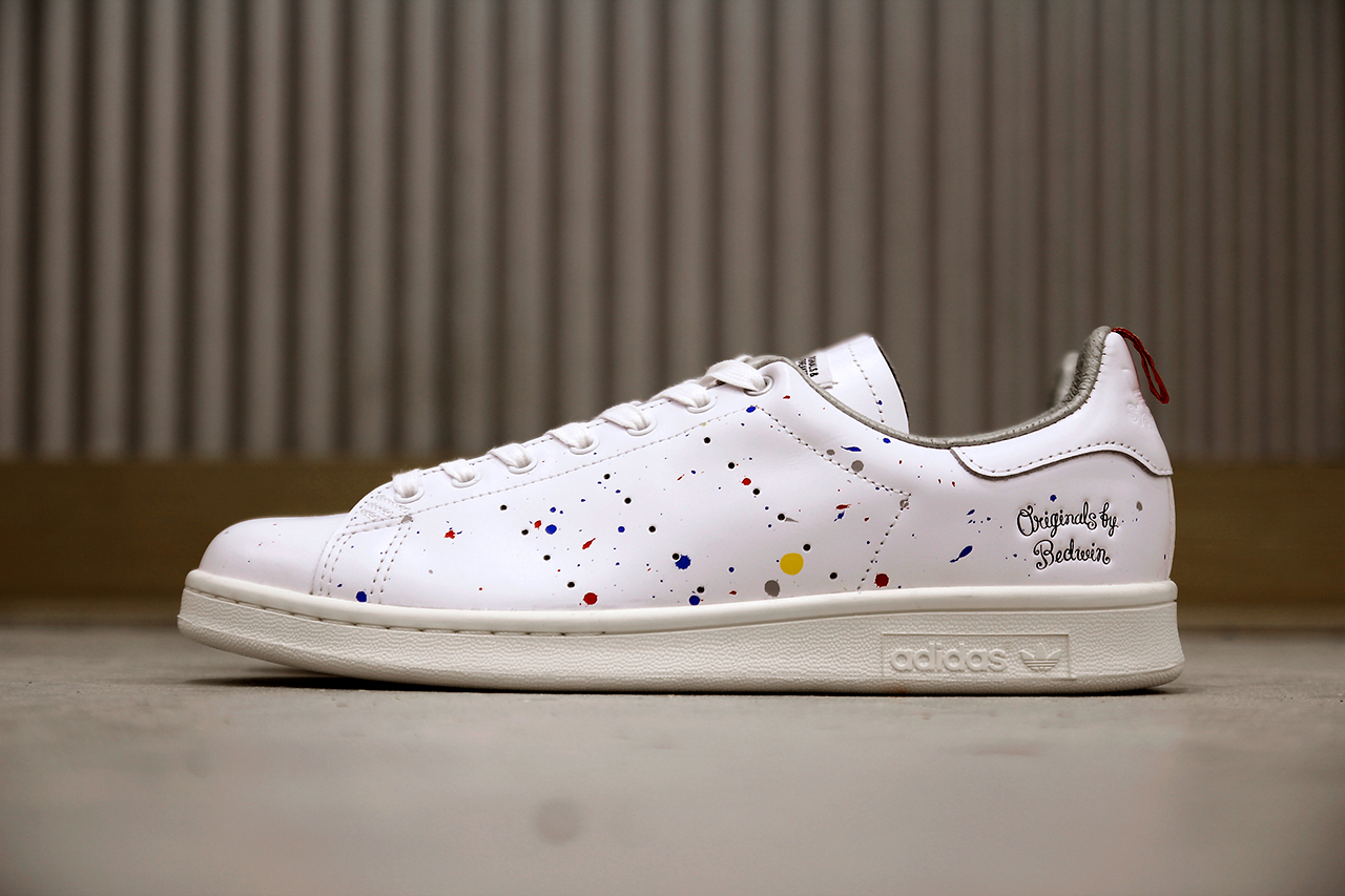 Adidas Stan Smith Peinture