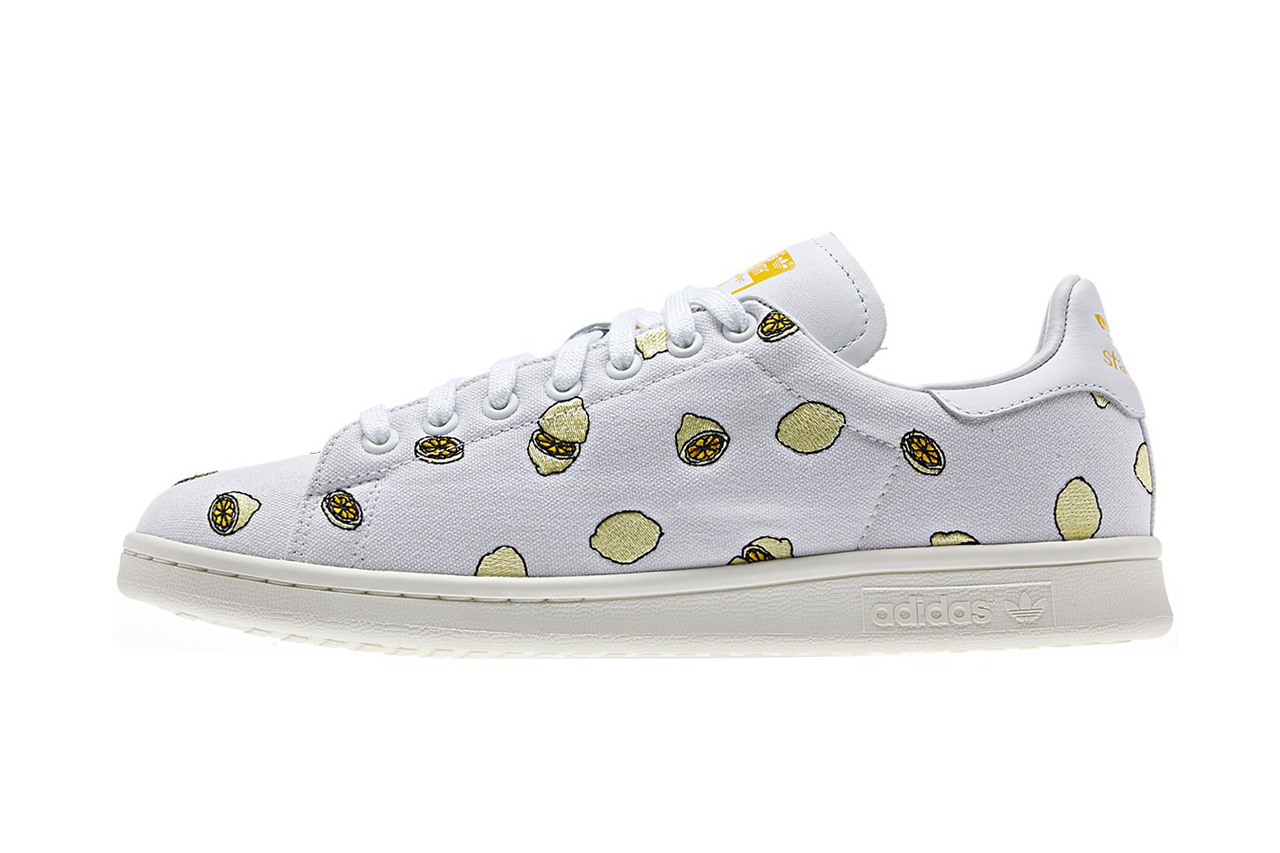 "Image of adidas Originals Stan Smith ""Lemon"""