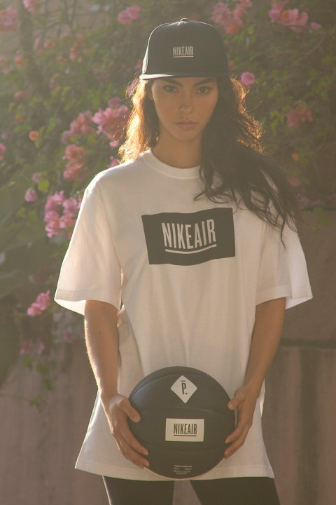 Image of Adrianne Ho Sweats Pigalle x Nike for Sweat The Style