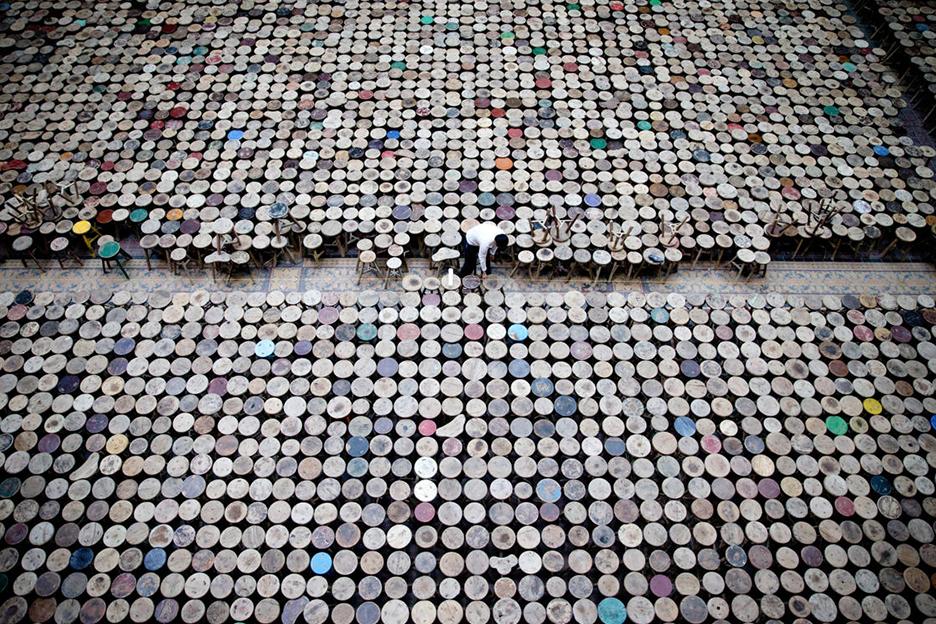 "Image of Ai Weiwei ""Evidence"" @ Martin-Gropius-Bau"