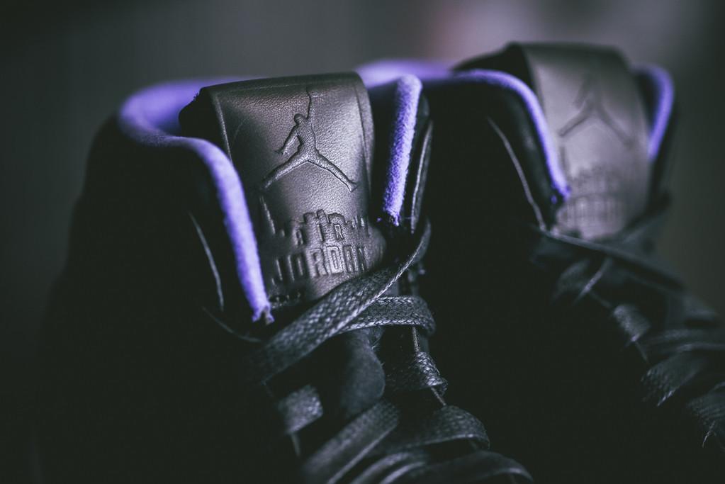 """Image of Air Jordan 1 Mid """"Nouveau Purple"""""""