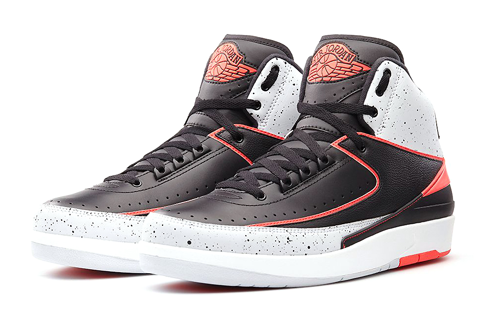"Image of Air Jordan 2 Retro ""Infrared 23"" Preview"
