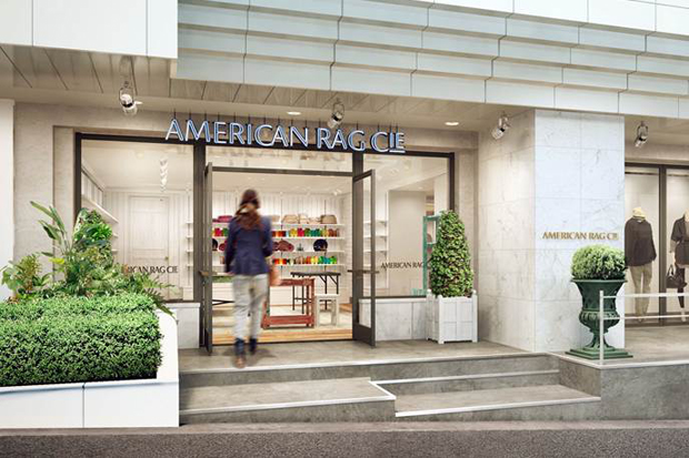 Image of AMERICAN RAG CIE's Shibuya Store Reopening in April