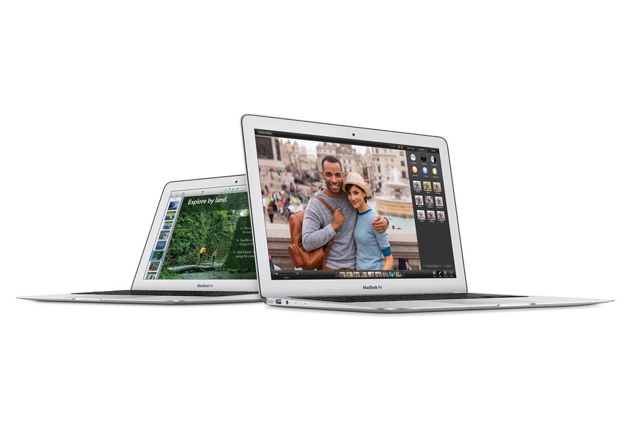 Image of Apple's New MacBook Air: Faster, Cheaper