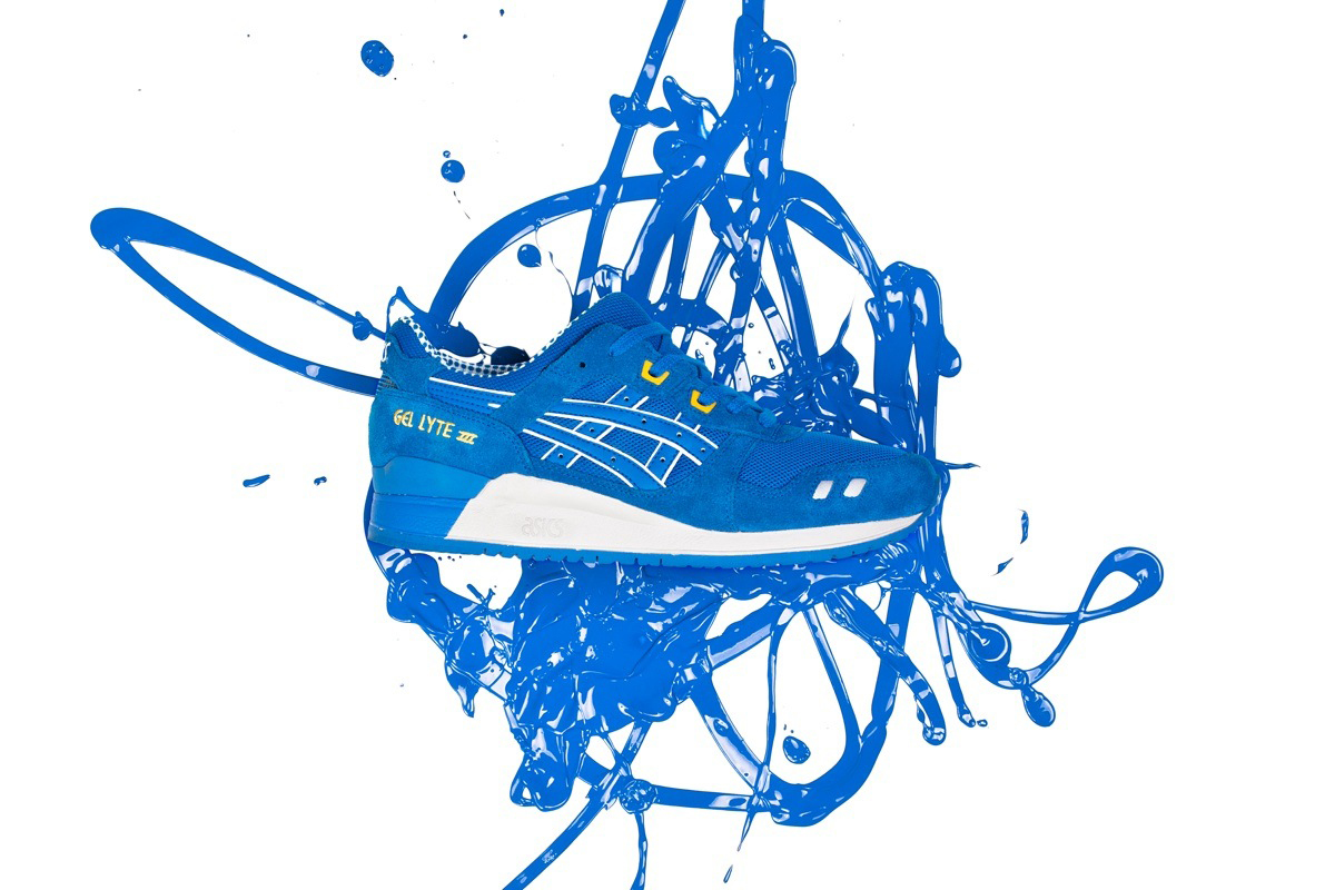 Image of ASICS CMYK Gel-Pack