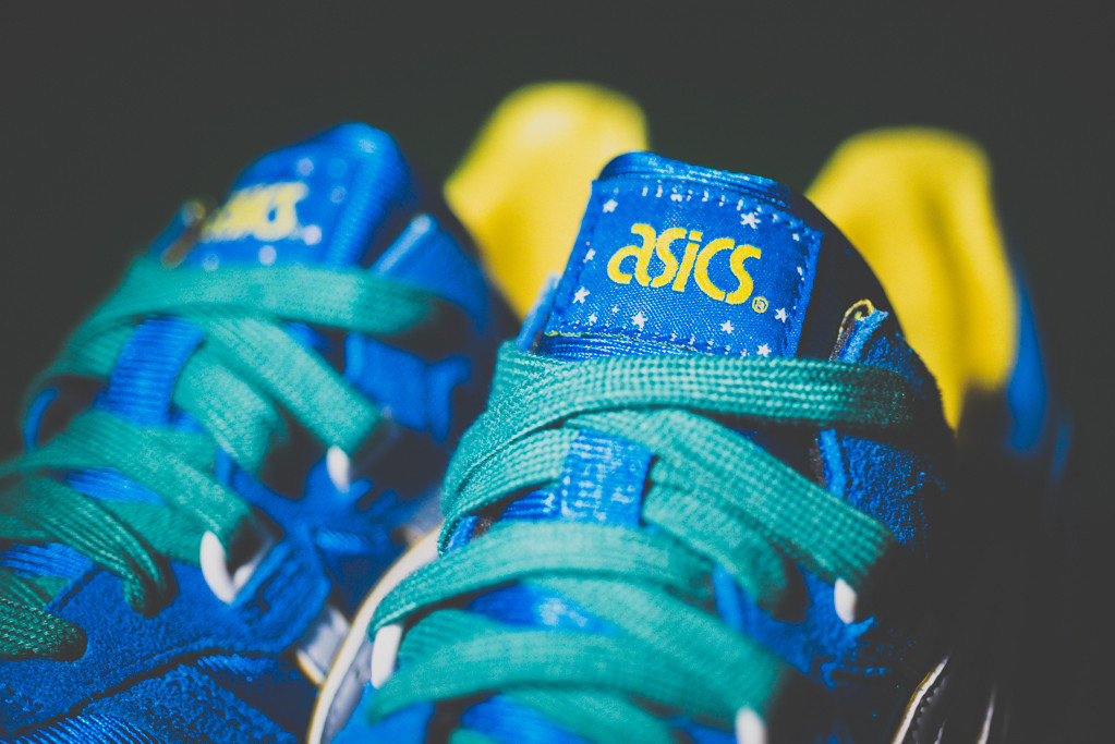 "Image of ASICS Gel Epirus ""Brazil"""