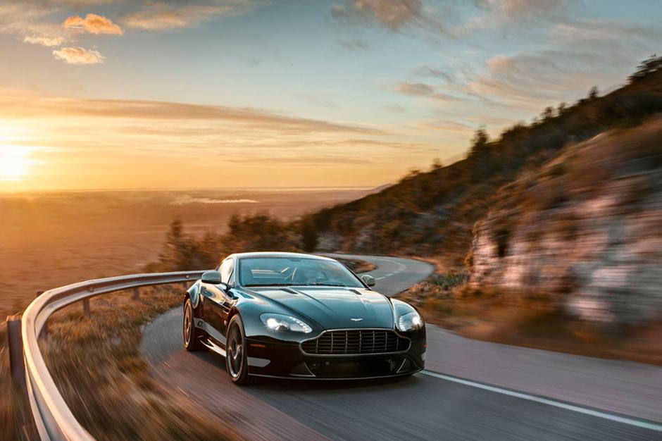 Image of Aston Martin V8 Vantage GT
