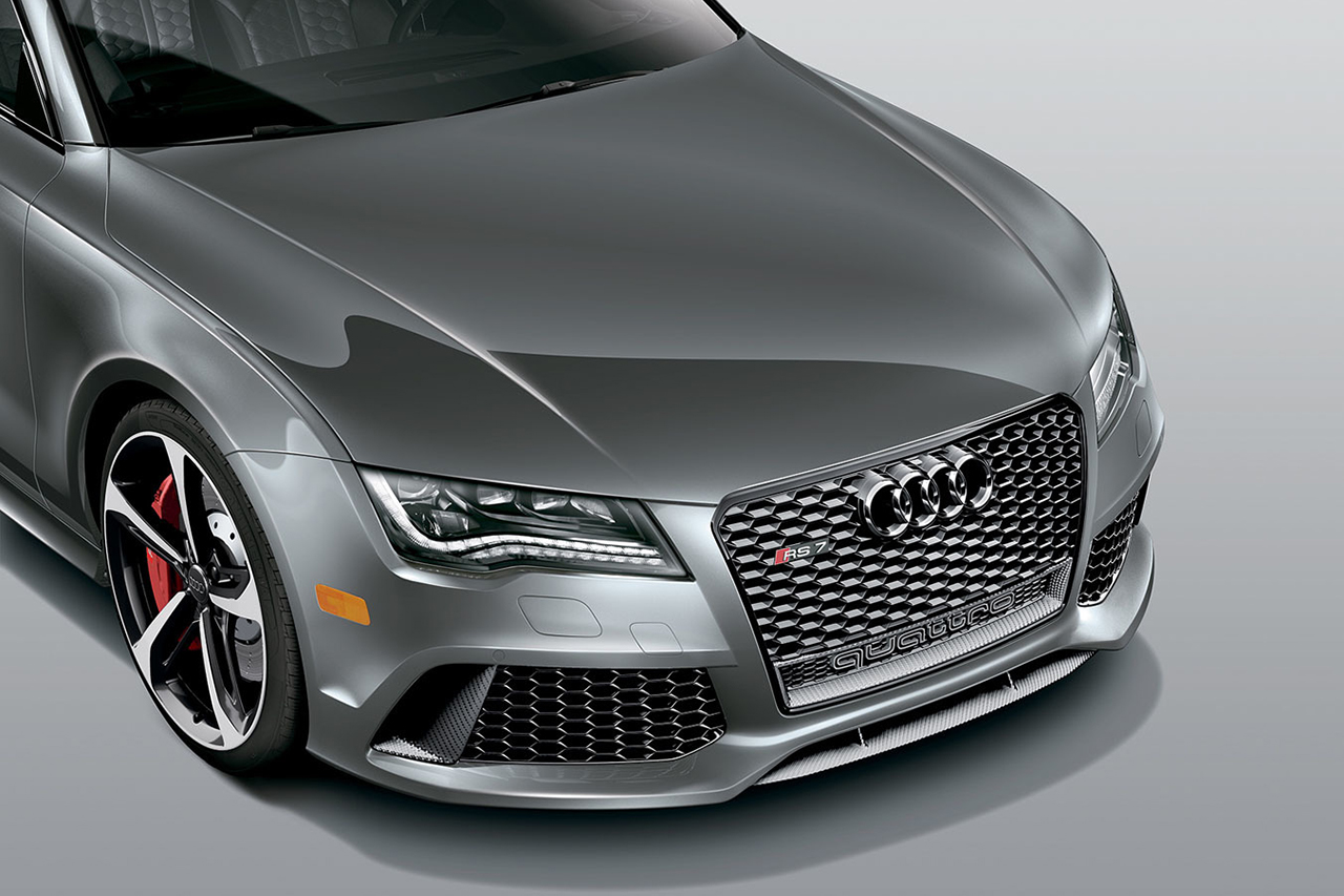 Image of Audi RS7 Dynamic Edition