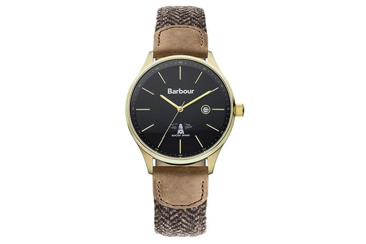 Image of Barbour To Launch Its First Watch Collection This Fall