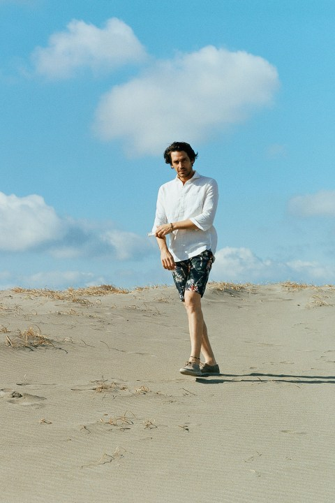 """Image of BEAMS 2014 Spring/Summer """"Dress and Casual"""" Lookbook"""