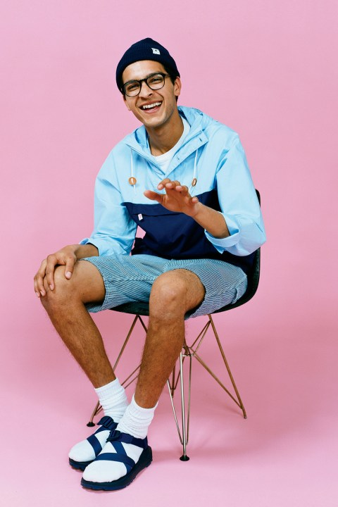 "Image of BEAMS 2014 Spring/Summer ""Sunshine Blvd"" Lookbook"