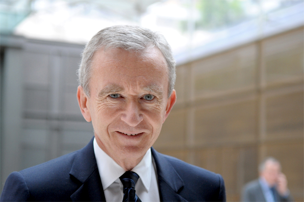 Image of LVMH CEO Bernard Arnault Talks Marc Jacobs IPO