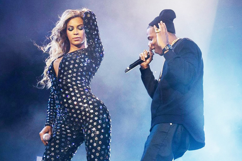Image of Beyoncé and Jay Z May Tour Together This Summer