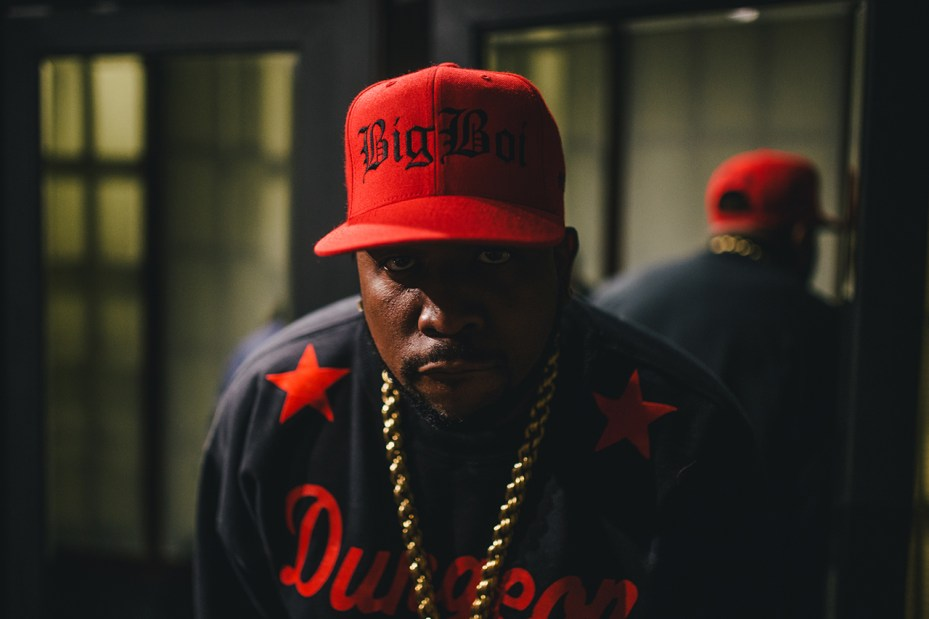 Image of Big Boi and SSUR Link Up for a Collection of Hats