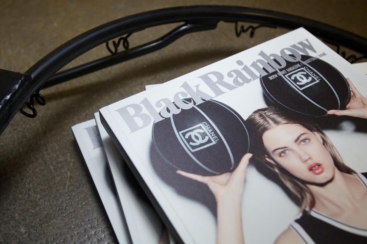 Image of BLACKRAINBOW: BKRW Sport Magazine – Basketball Issue