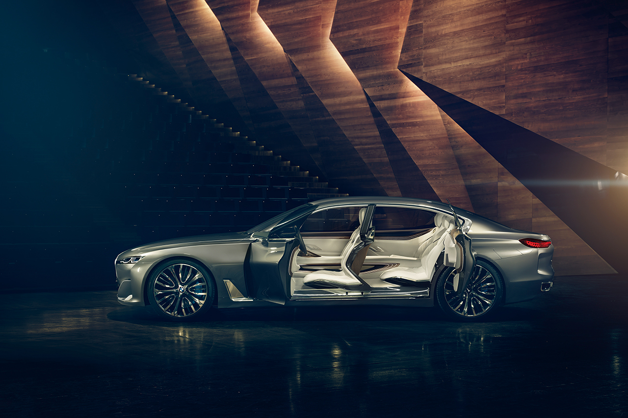 Image of BMW Vision Future Luxury Concept