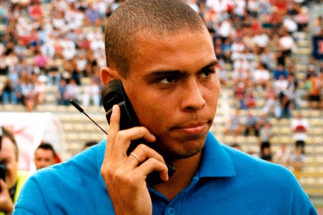 Image of Brazilian Legend Ronaldo Talks Football with Sneaker Freaker
