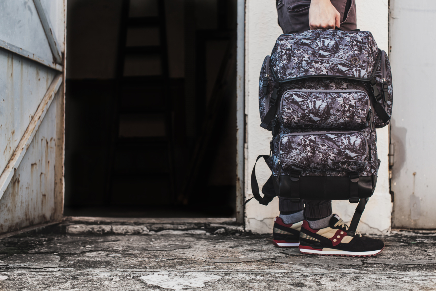 """Image of Brownbreath 2014 Spring/Summer """"Symbiosis"""" Backpack Collection"""
