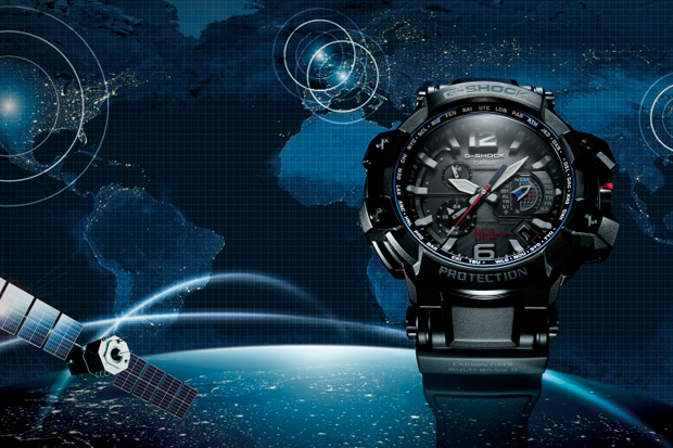 Image of Casio G-Shock Debuts its GPS-Enabled GPW1000