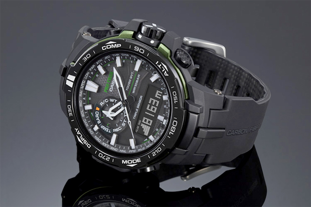 Image of Casio Pro Trek PRW6000Y Watch