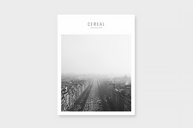 Image of Cereal Magazine Volume 5