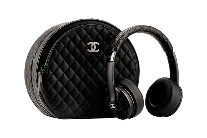 Image of Chanel x Monster Headphones