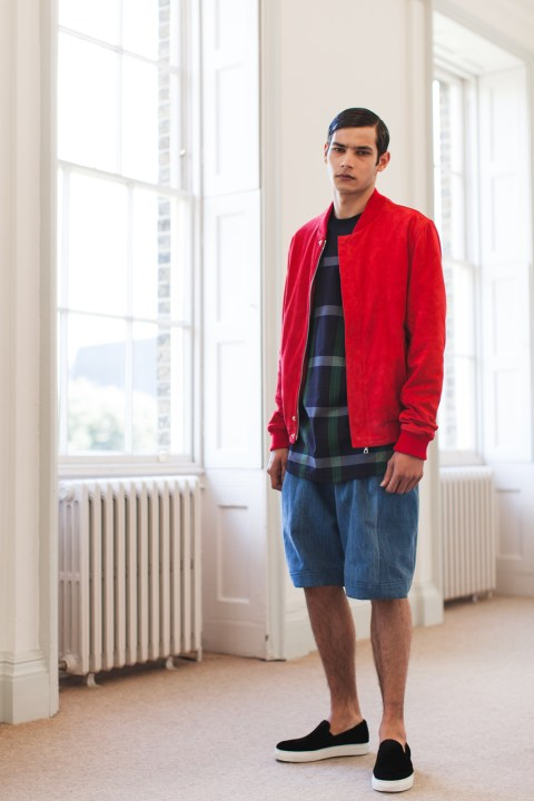 "Image of Clothsurgeon 2014 Spring/Summer ""The Cultured Sportsman"" Lookbook"