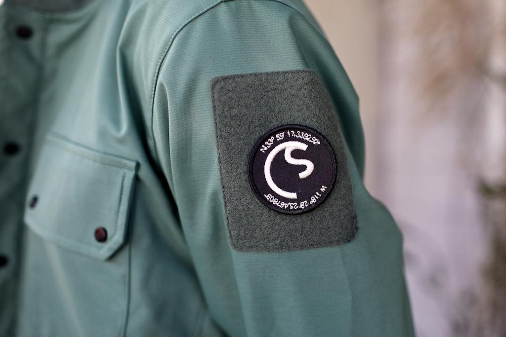 Image of COLDSMOKE Kunnak Shirt Jacket