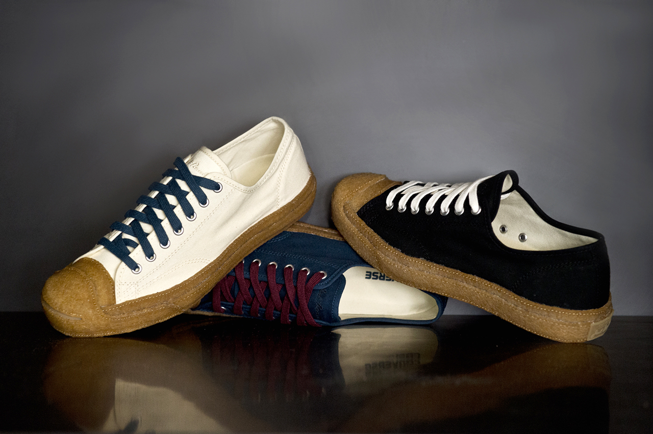 Image of Converse 2014 Summer Premium Jack Purcell Crepe Collection