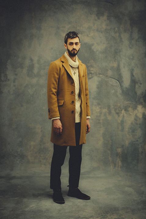 Image of Curators 2014 Fall/Winter Lookbook