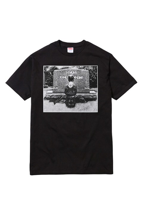 Image of Dead Kennedys x Supreme 2014 Capsule Collection