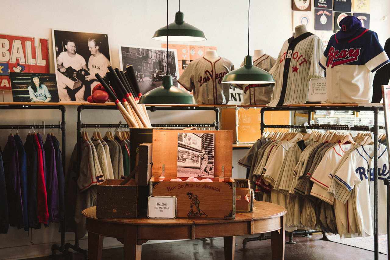 Image of Ebbets Field Flannels Opens New Storefront in Seattle