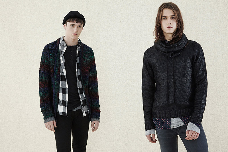 Image of Eleven Paris 2014 Fall/Winter Lookbook