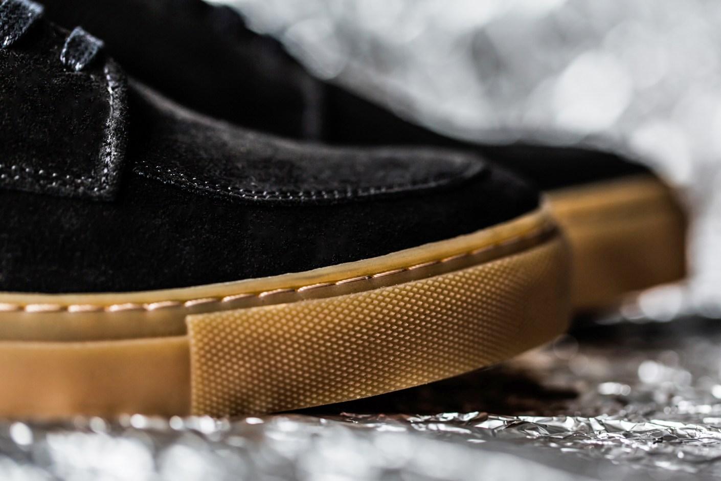 Image of ER Souliers de Skate 2014 Spring/Summer INEZ Suede Sneakers