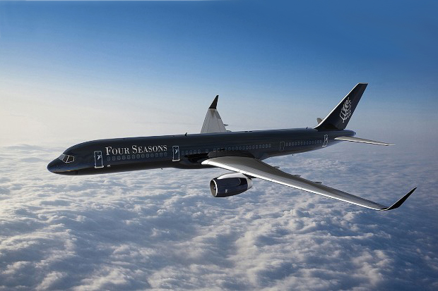 Image of Four Seasons to Take Its Hotel Experience to the Skies